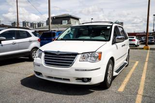 Used 2010 Chrysler Town & Country Limited for sale in New Westminster, BC