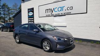 Used 2020 Hyundai Elantra Preferred HEATED SEATS/WHEEL, ALLOYS, BACKUP CAM!! for sale in North Bay, ON