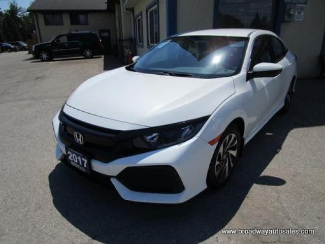 2017 Honda Civic FUEL EFFICIENT LX EDITION 5 PASSENGER 1.5L - DOHC.. ECON-MODE PACKAGE.. HEATED SEATS.. BLUETOOTH SYSTEM.. BACK-UP CAMERA.. KEYLESS ENTRY..