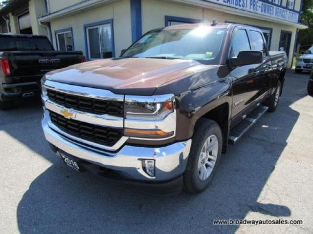 2016 Chevrolet Silverado 1500 GREAT KM'S TRUE-NORTH EDITION 6 PASSENGER 5.3L - VORTEC.. 4X4.. CREW-CAB.. SHORTY.. HEATED SEATS.. BACK-UP CAMERA.. BLUETOOTH SYSTEM..