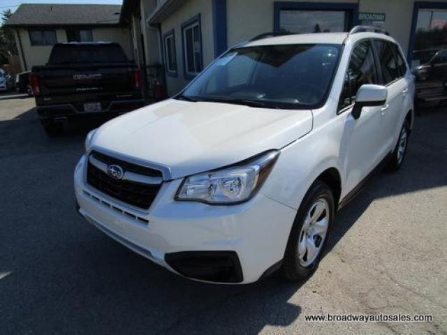 2017 Subaru Forester ALL-WHEEL DRIVE PREMIUM EDITION 5 PASSENGER 2.5L - SOHC.. PZE-VEHICLE.. HEATED SEATS.. BACK-UP CAMERA.. X-MODE PACKAGE.. BLUETOOTH SYSTEM..