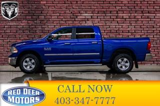 Used 2017 RAM 1500 4x4 Crew Cab SLT Nav BCam for sale in Red Deer, AB