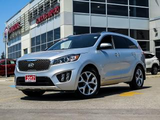 Used 2017 Kia Sorento LIMITED AWD for sale in London, ON