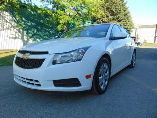 Used 2014 Chevrolet Cruze ******AUTOMATIQUE*******A/C****** for sale in St-Eustache, QC