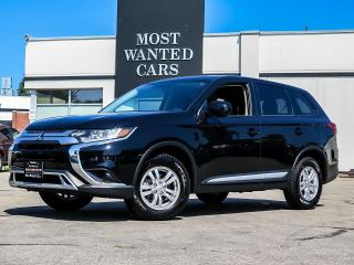 Used 2019 Mitsubishi Outlander ES|AWD|CAMERA| XENON for sale in Kitchener, ON