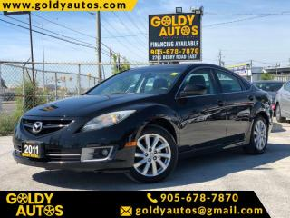 Used 2011 Mazda MAZDA6 4DR SDN I4 AUTO GS for sale in Mississauga, ON