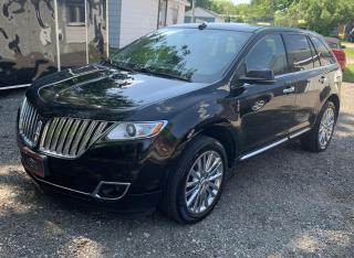 Used 2013 Lincoln MKX for sale in Tiny, ON