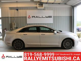 Used 2014 Lincoln MKS BASE for sale in Gatineau, QC