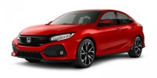 Used 2017 Honda Civic HATCHBACK for sale in Barrie, ON