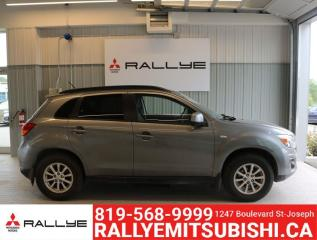 Used 2014 Mitsubishi RVR GT for sale in Gatineau, QC