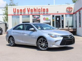 Used 2016 Toyota Camry 4DR SDN I4 AUTO XSE for sale in North York, ON