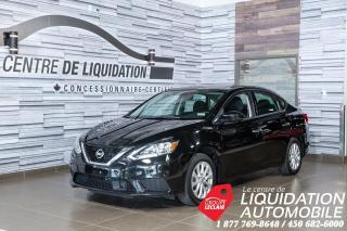 Used 2018 Nissan Sentra MAGS,GR/ELECT.,A/C,CAM/REC,TOIT for sale in Laval, QC