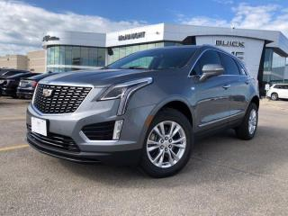 New 2020 Cadillac XT5 Luxury AWD for sale in Winnipeg, MB