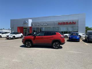 Used 2018 Jeep Compass 4x4 Trailhawk for sale in Smiths Falls, ON