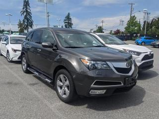 Used 2012 Acura MDX 6sp at for sale in Surrey, BC