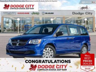 New 2020 Dodge Grand Caravan SE for sale in Saskatoon, SK