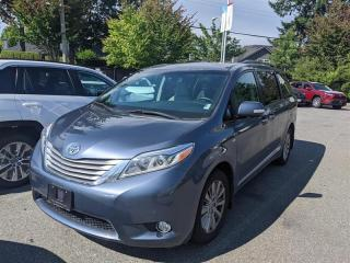 Used 2017 Toyota Sienna XLE AWD 7-Passenger V6 for sale in Surrey, BC
