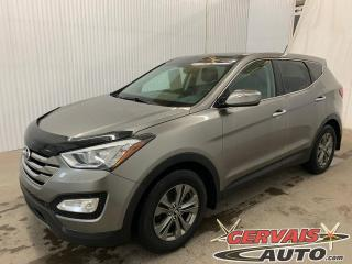 Used 2013 Hyundai Santa Fe Luxury AWD Mags Cuir Toit panoramique *Bas Kilométrage* for sale in Shawinigan, QC