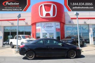Used 2006 Honda Civic Cpe LX--AS-IS for sale in Sudbury, ON
