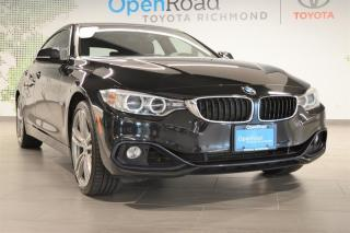 Used 2015 BMW 4 Series XDRIVE GRAN COUPE for sale in Richmond, BC