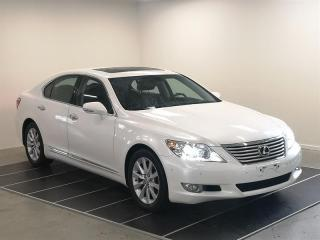 Used 2012 Lexus LS 460 AWD 8A for sale in Port Moody, BC