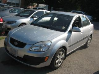Used 2008 Kia Rio EX CONVENIENCE for sale in Scarborough, ON