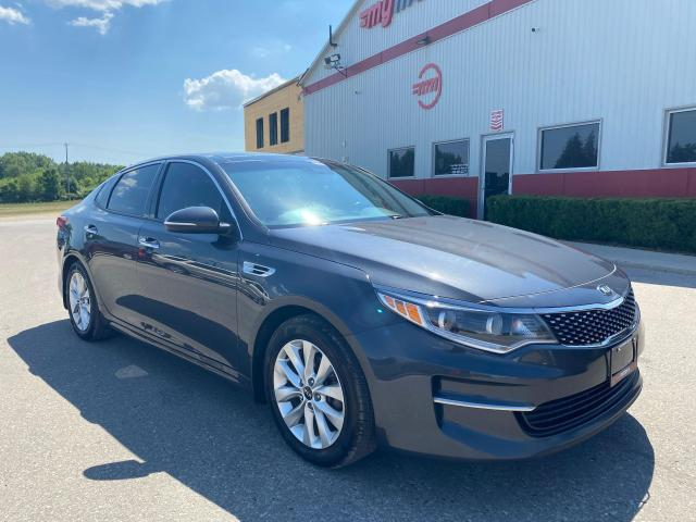 2016 Kia Optima EX Tech with Navigation