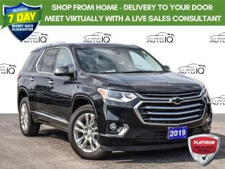 Used 2019 Chevrolet Traverse LOADED High Country See Dealer for sale in Tillsonburg, ON