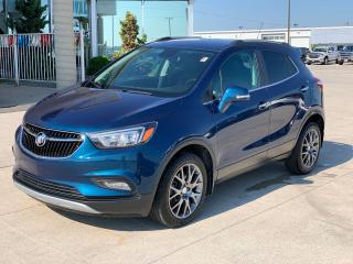 Used 2019 Buick Encore Sport Touring for sale in Tilbury, ON