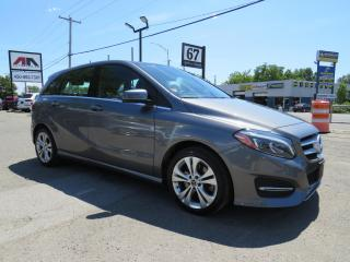 Used 2018 Mercedes-Benz B-Class B 250 4MATIC Sports Tourer NAVI CAMERA TOIT PANO for sale in St-Eustache, QC