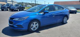 Used 2018 Chevrolet Cruze LT for sale in Mount Pearl, NL