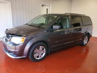 Used 2016 Dodge Grand Caravan SXT for sale in Pembroke, ON