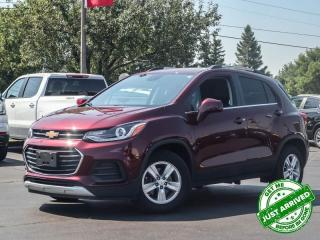 Used 2017 Chevrolet Trax LT Under 25,000kms! | Sirius XM radio! for sale in Burlington, ON