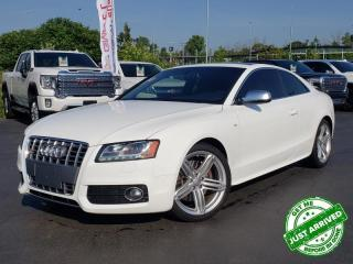 Used 2012 Audi S5 4.2 Premium Just Arrived! | V8 Engine! for sale in Burlington, ON