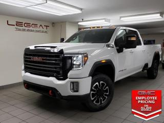 New 2020 GMC Sierra 2500 HD AT4 for sale in Burlington, ON