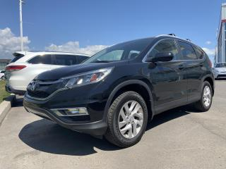 Used 2016 Honda CR-V * AWD * SE * MAGS * CAMERA DE RECUL * BLUETOOTH * for sale in Mirabel, QC
