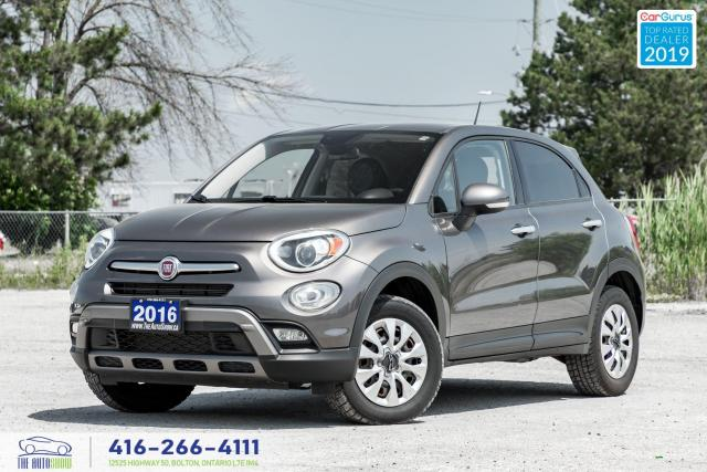 2016 Fiat 500X Trekking|AWD|Bluetooth|No accident