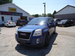 Used 2010 GMC Terrain SLE-1 for sale in Sarnia, ON