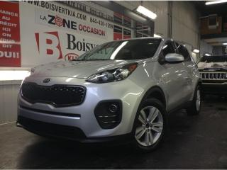 Used 2017 Kia Sportage SPORTAGE LX AUTOMATIQUE CLIMATISEUR BLUETOOTH for sale in Blainville, QC
