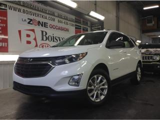 Used 2018 Chevrolet Equinox EQUINOX AWD DÉMARREUR A DISTANCE !!!! for sale in Blainville, QC
