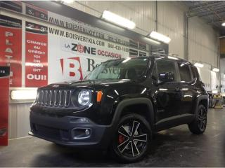 Used 2015 Jeep Renegade JEEP RENEGATE 4X4 NORTH MAG SUPER LOOK !!! for sale in Blainville, QC