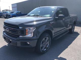 New 2020 Ford F-150 4X4 SUPER CAB XLT 301A for sale in Cornwall, ON