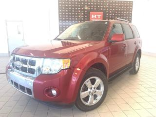 Used 2009 Ford Escape Limited Achat comptant for sale in Terrebonne, QC