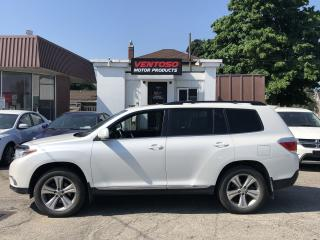 Used 2013 Toyota Highlander for sale in Cambridge, ON