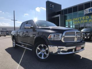 Used 2018 RAM 1500 Laramie Crew with 5.7L V8 for sale in Chatham, ON