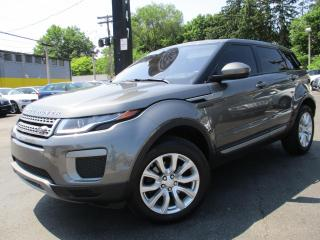 Used 2017 Land Rover Evoque SE|NAVIGATION SYSTEM|PANORAMA|WARRANTY AVAIL for sale in Burlington, ON