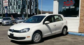 Used 2012 Volkswagen Golf TRENDLINE for sale in Oshawa, ON