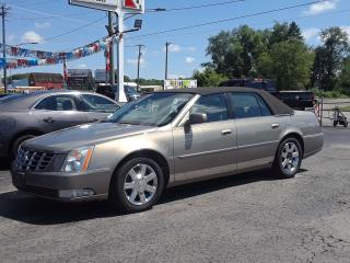 Used 2006 Cadillac DTS Sedan for sale in Welland, ON