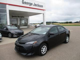 Used 2018 Toyota Corolla CE for sale in Renfrew, ON