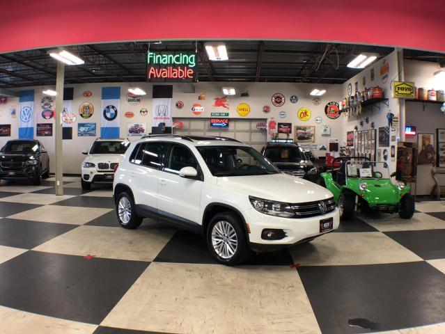 2016 Volkswagen Tiguan 2.0 TSI SPECIAL EDITION AUT0 AWD PANO/ROOF P/START CAMERA